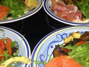 Smakelijke diners van Sterren van de Hemel Catering