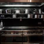 De professionele keuken van Sterren van de Hemel Catering