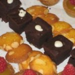 Bonbons en koekjes