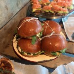 Huisgemaakte hamburgers