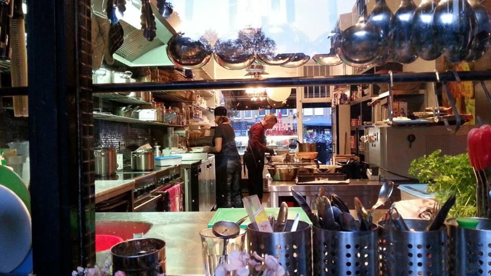 Een kijkje in de keuken van Streren van de Hemel Catering