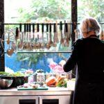 In de keuken op het Beukenplein